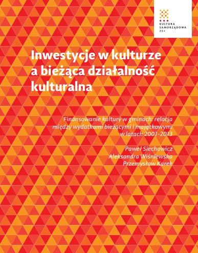 inwestycje w kulturze